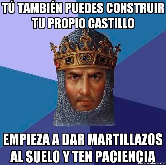 Age_of_empires - ¡Construye tu propio castillo!