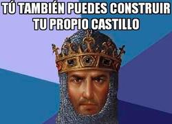 Enlace a ¡Construye tu propio castillo!