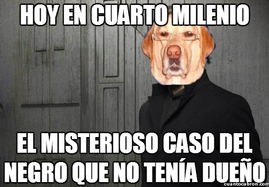 Cuarto_milenio - Hoy en Cuarto Milenio Racista...