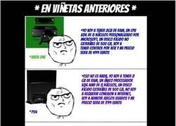 Enlace a Nunca despreciéis a la XBOX 360 y a la PS3