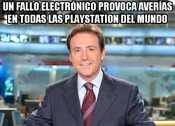 Enlace a Un fallo electrónico provoca averías en todas las Playstation del mundo
