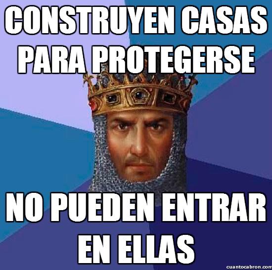 Age_of_empires - Casas para protección
