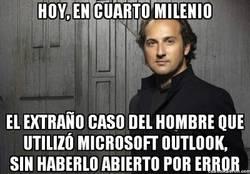Enlace a Microsoft Outlook, ese gran desconocido