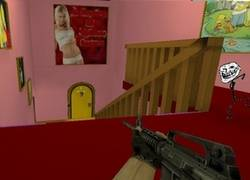 Enlace a Las consecuencias cuando uno se distrae en el Counter Strike