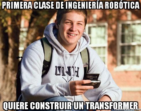 Universitario_primer_curso - Nada, un par de clases más y seguro que ya puedes hacerlo