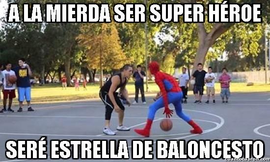 Meme_otros - Spiderman ha encontrado una nueva vocación