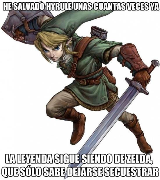 Meme_otros - El salvador de Hyrule no se merece ni una mención en el título de su leyenda