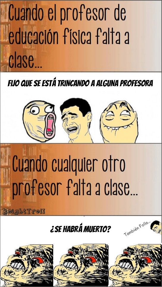 Mix - Diferencias entre ausencias de profesores...