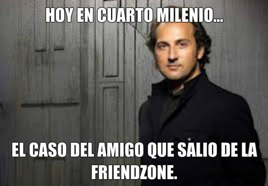 Cuarto Milenio,Friendzone,Iker Jimenez,Imposible,Meme