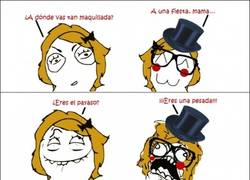 Enlace a Madres troll everywhere