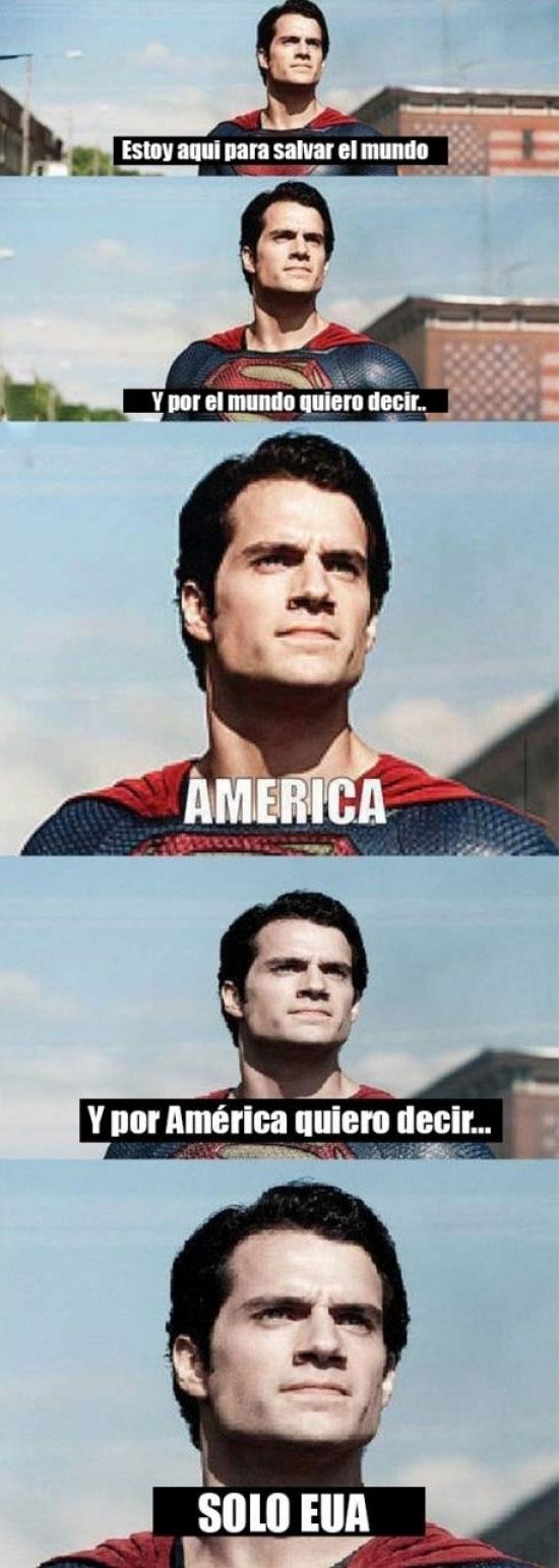 Meme_otros - Superman, salvador de ¿la humanidad?