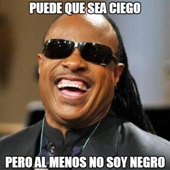 Meme_otros - El clásico meme de Stevie Wonder no podía faltar