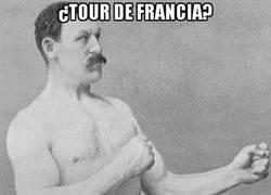 Enlace a ¿Tour de Francia?