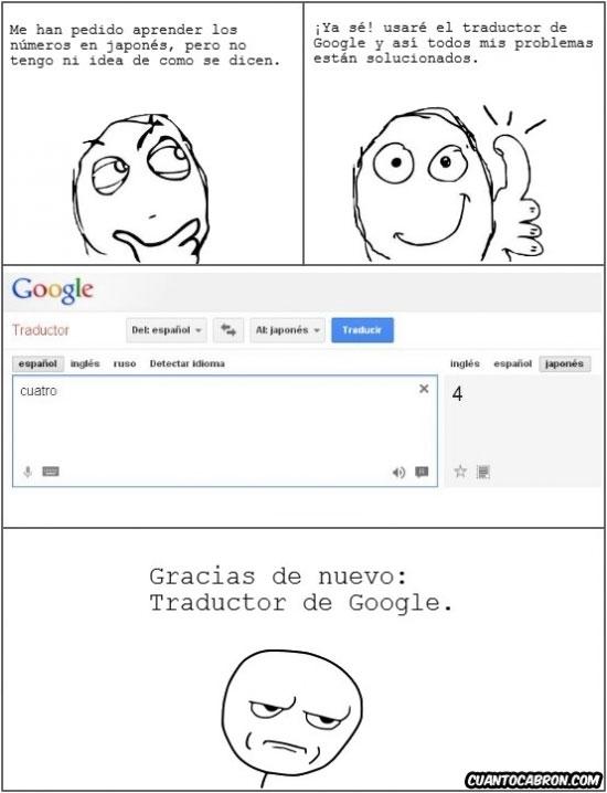 Kidding_me - Traductor de Google, cada día más útil