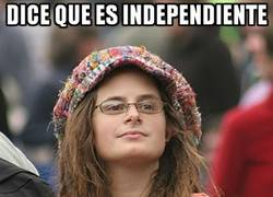 Enlace a ¿Independencia?