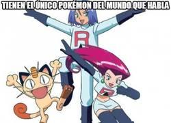 Enlace a Tienen el único pokémon del mundo que habla