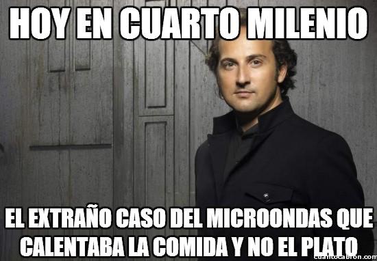 Cuarto_milenio - Microondas paranormal