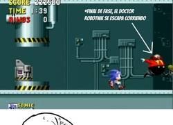 Enlace a Lógica en los juegos de Sonic