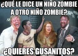 Enlace a Chistes de zombies, para morirse de risa