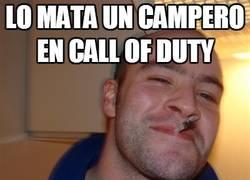 Enlace a Lo mata un campero en call of duty