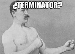 Enlace a ¿Terminator?
