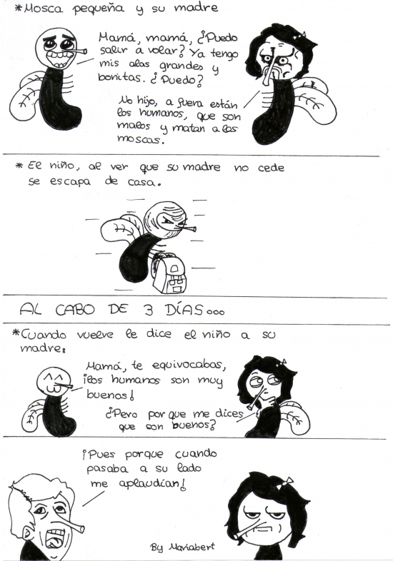 Otros - Las moscas y sus problemas