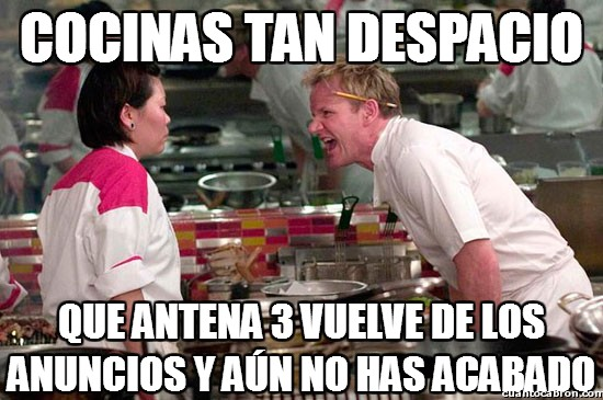 Chef_ramsay - Cocinas tan despacio