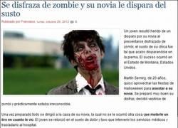Enlace a Todos tenemos un plan ante un apocalipsis zombie