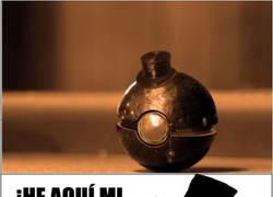 Enlace a Pokéball like a sir