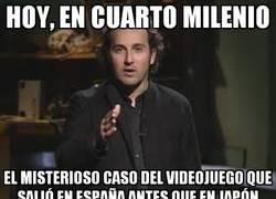 Enlace a Videojuegos antes en España, no puede ser...