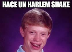 Enlace a El Harlem Shake no es su mejor opción