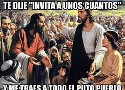 Enlace a Las fiestas de Jesucristo son legendarias