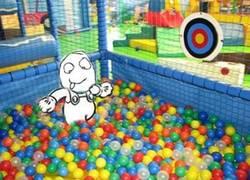 Enlace a Lo que pasa en los parques de bolas