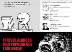 Enlace a Forever Alone, no tan alone