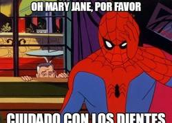 Enlace a Oh Mary Jane, por favor