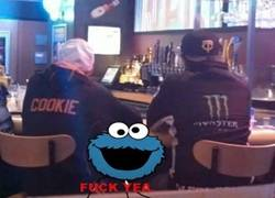 Enlace a Cookie monster