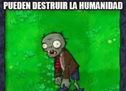 Enlace a Pueden destruir la humanidad