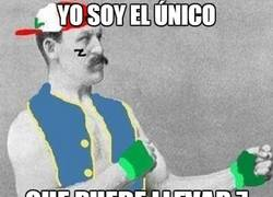 Enlace a Ash Ketchum feat. Overly Manly Man