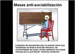 Enlace a Mesas anti-sociabilización