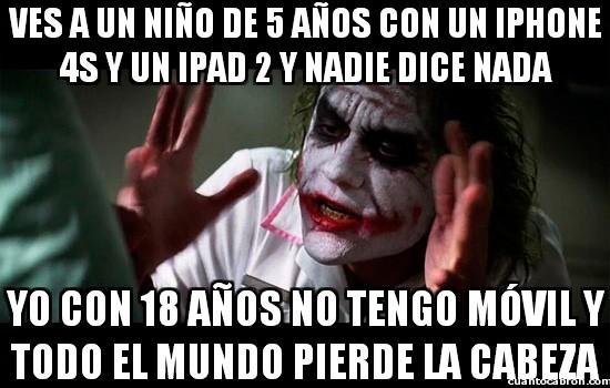 Joker - La tecnología nos ha vuelto locos a todos