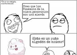 Enlace a ¡Vamos a quejarnos de la nueva generación Pokémon!