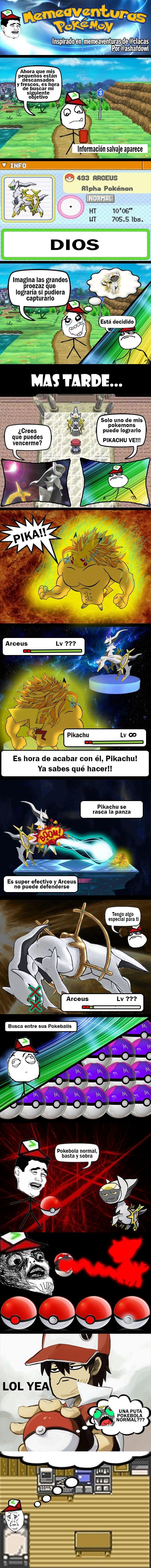 Okay - Memeaventuras Pokémon, La Batalla Final