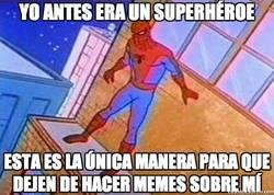 Enlace a ¿El fin del meme Spiderman 60s?