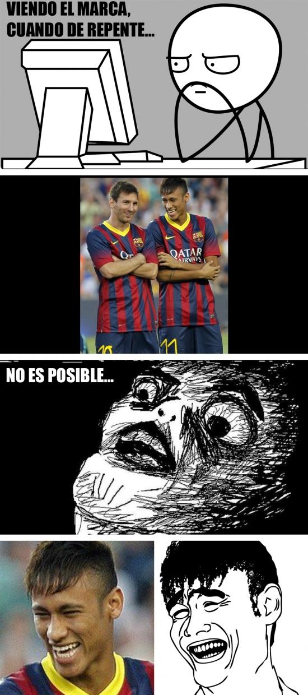 Yao - ¿Neymar podría ser un meme?