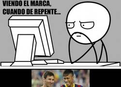 Enlace a ¿Neymar podría ser un meme?