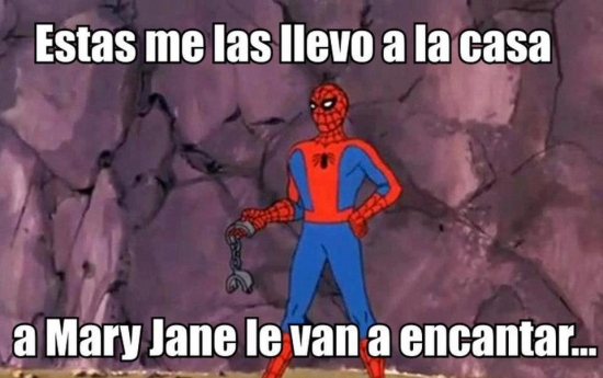 Spiderman60s - Oh, Mary Jane