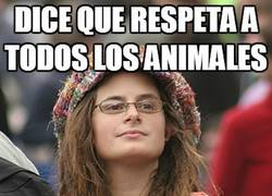 Enlace a Dice que respeta a todos los animales