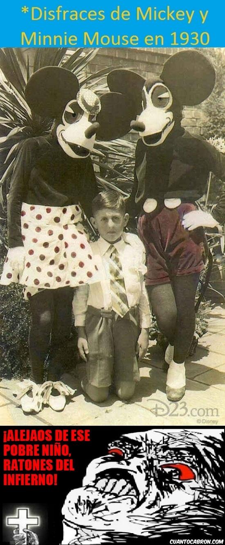Inglip - Vintage Mickey