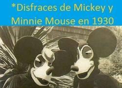 Enlace a Vintage Mickey