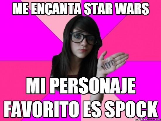 Meme_otros - Me encanta Star Wars